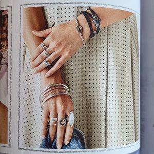 Chloe + Isabel Jewelry - Chloe + Isabel Meridian Navette Ring